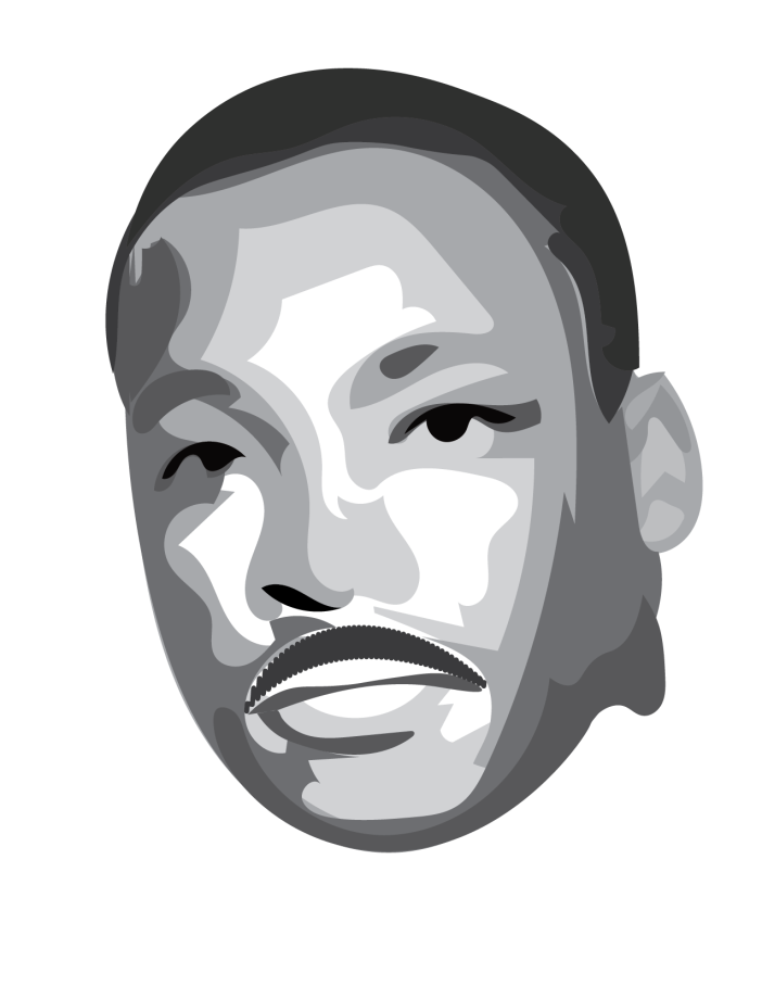 Martin Luther King Portrait-01