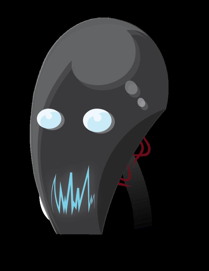 Robot face-01
