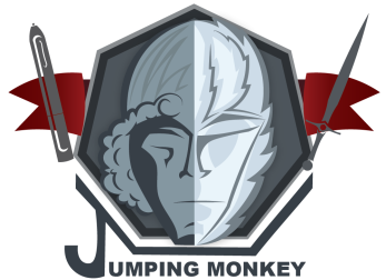 Small Jumping Monkey Logo-01