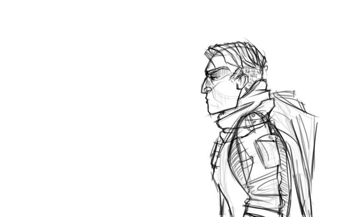 Sniper sketch
